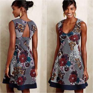 Maeve Fairchild Flared Dress